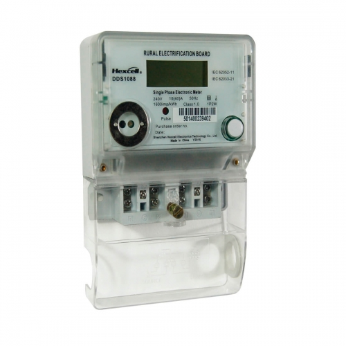 Smart Single Phase Postpaid Normal Meter DDS1088