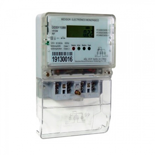 Smart Single Phase Postpaid Two Wire Meter DDS1088